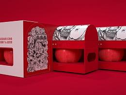 GOOGOL古戈: 延安苹果 | 甜三度