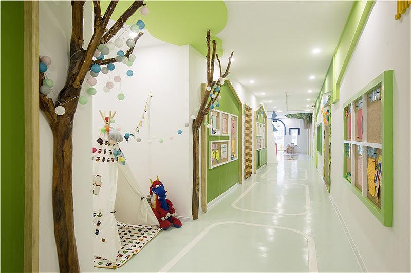 青岛幼儿园设计