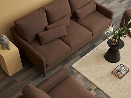 沙发产品拍摄