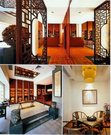 现代中式茶楼-陇南茶楼装修|室内设计|空间/建筑