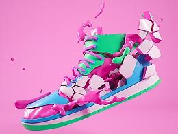 Sneaker 运动鞋·种梦人(附创作思路)