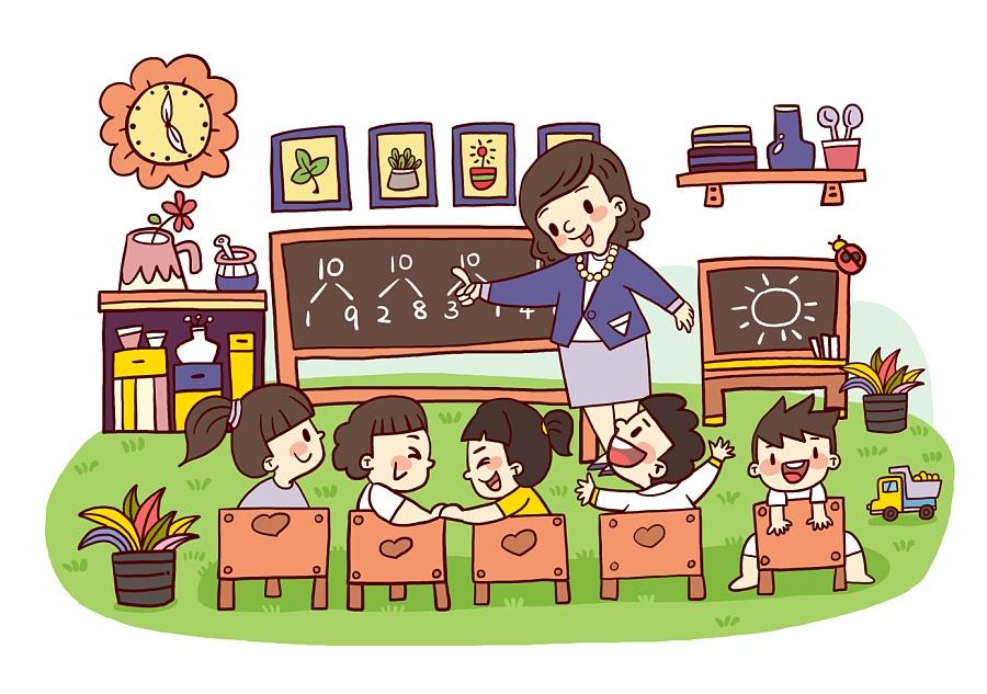 手绘幼儿园毕业纪念册设计图片