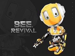 ROBOT BEE.REVIVAL