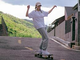 Sk8er girl 滑板少女