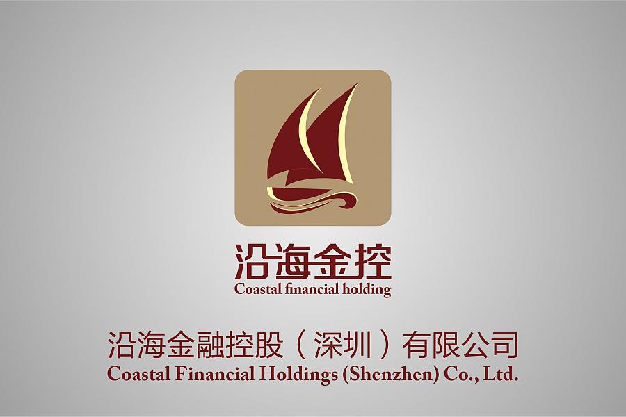金融公司logo|品牌|平面|一路江山美景 - 原创设计图片
