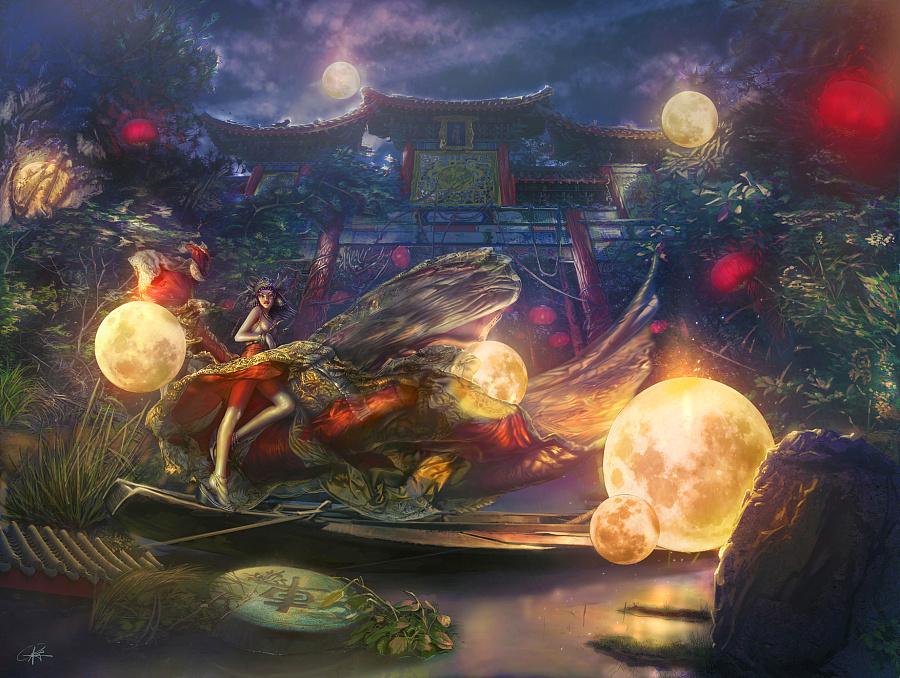 查看《夜月系列》原图,原图尺寸:1845x1389