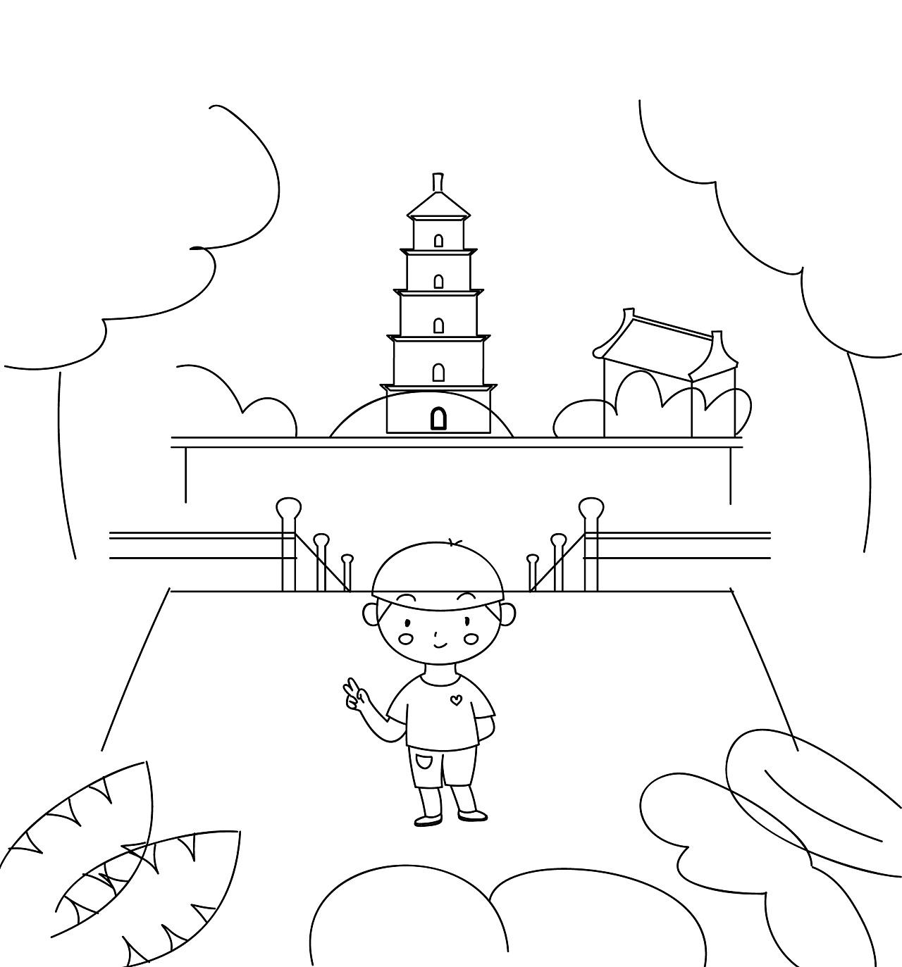 大雁塔之游