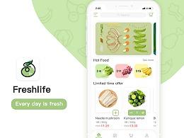 Freshlife 蔬果APP