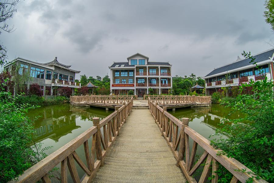 广西职业技术学院东边宿舍楼直击雷防护