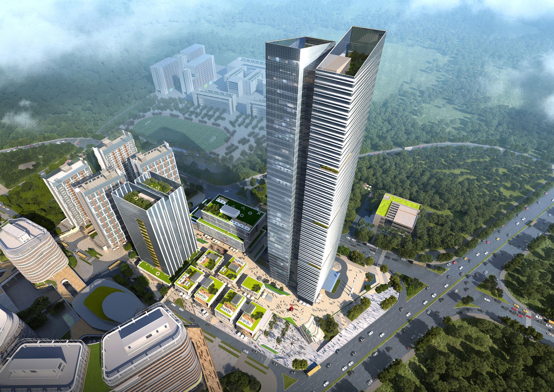 喜讯:中标华强创意产业园(超高层)图片