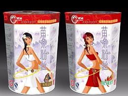 方便食品包装设计 光友粉丝包装设计