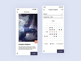 UI设计-日常练习
