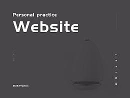 Webpage practice