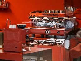 法拉利咖啡厅效果图表现