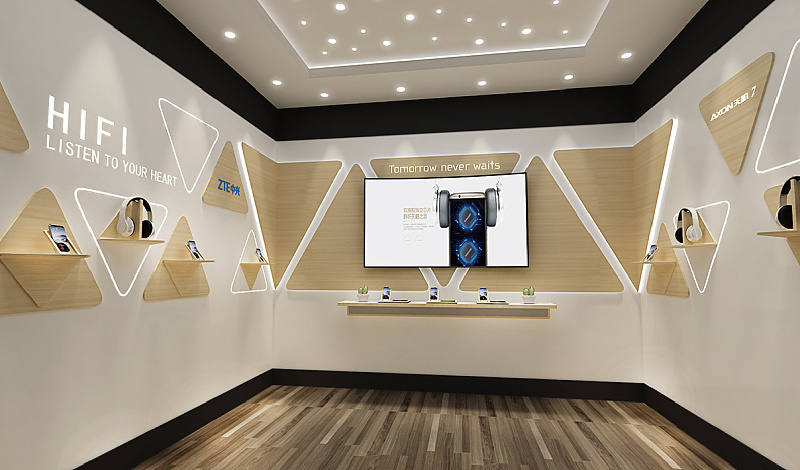 观点:主振品牌设计--教育品牌极小客研究院si专卖店设计(原创文章)图片