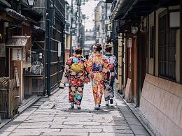 京都 | 鸟居 | 和服