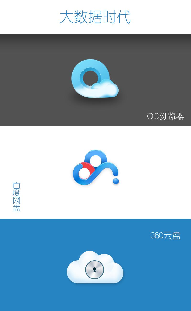 qq浏览器-百度网盘-360云盘