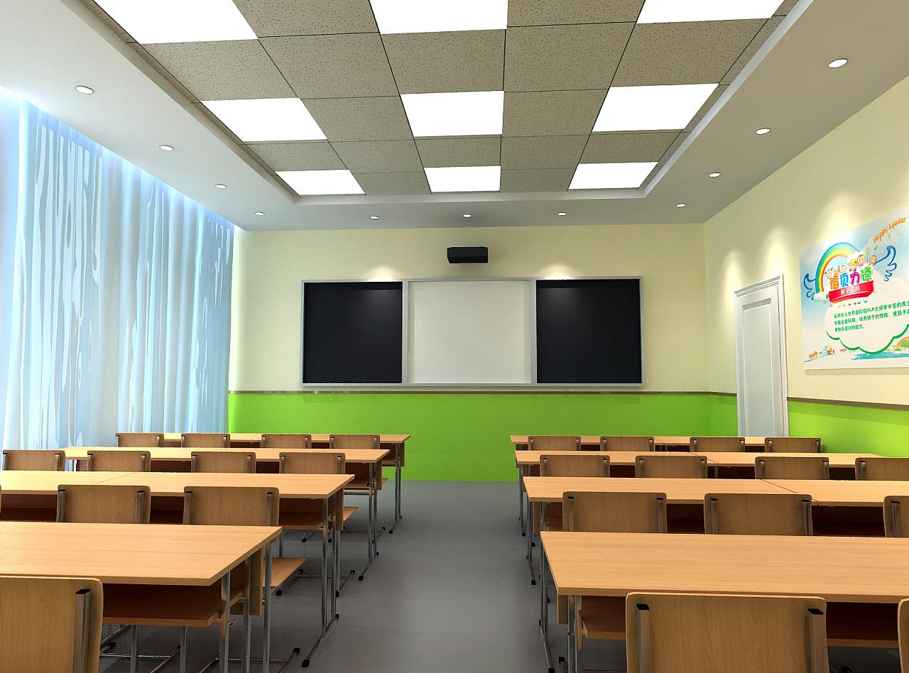 济宁市教育培训机构设计图