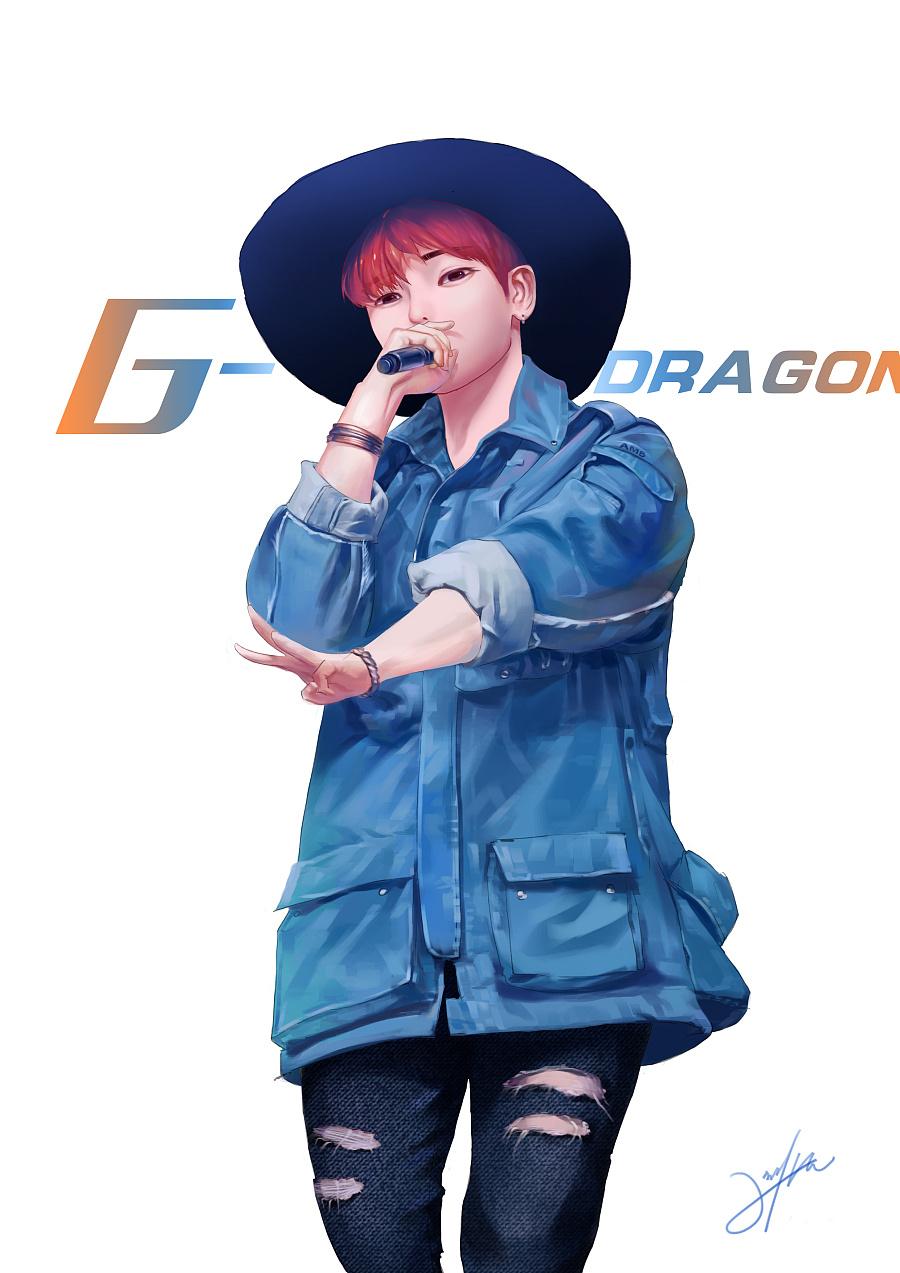 权志龙g-dragon