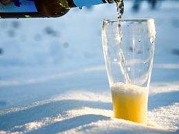 《雪花啤酒》美食 产品 环境 哈尔滨雷鸣摄影