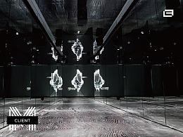 交互影像装置 | 《Time Passage》@中洲未来实验室