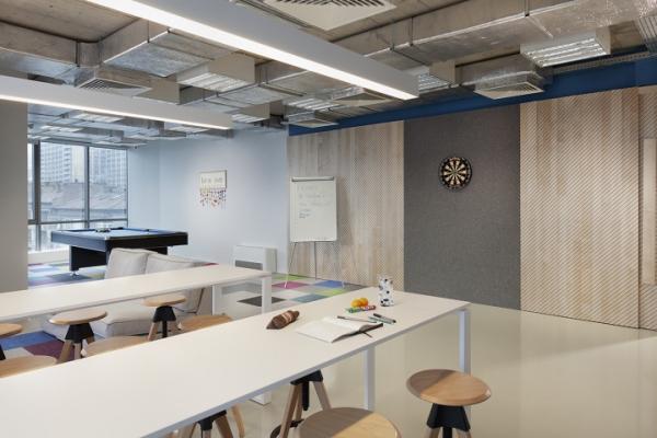 成都办公室装修设计开发区装修设计