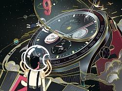 让表盘异想天开—荣耀手表表盘UI设计大赛