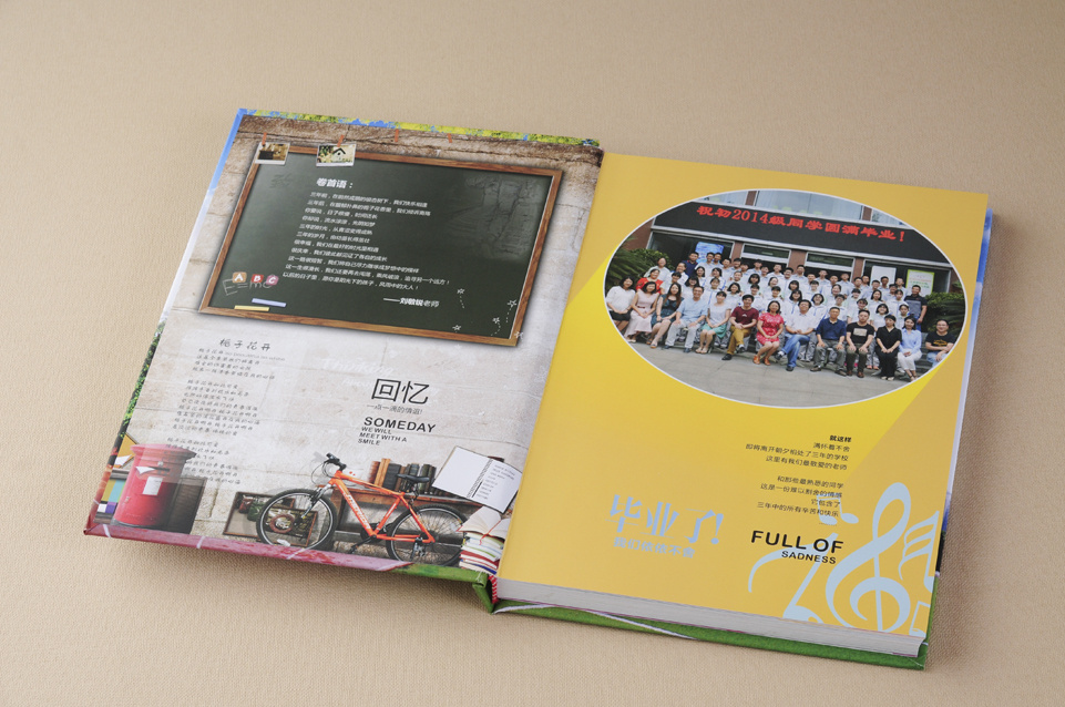 泸州相册毕业纪念册-学生毕业班级-泸州初中毕排行洛阳学初中图片