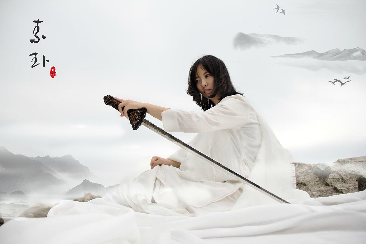仗剑走天涯-微雨洗高林 清飙矫云翮 一形似有制 素襟不可易