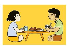 20号的晚餐,如果是两人份的话
