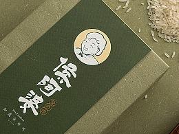侯阿婆烧肉粽品牌形象塑造