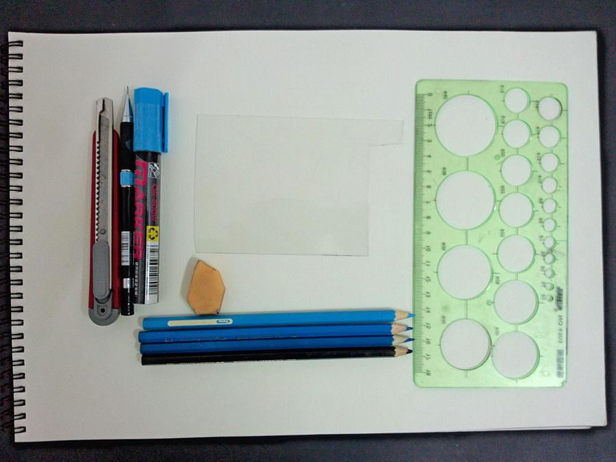 简易3d立体画教程,希望大家会喜欢!