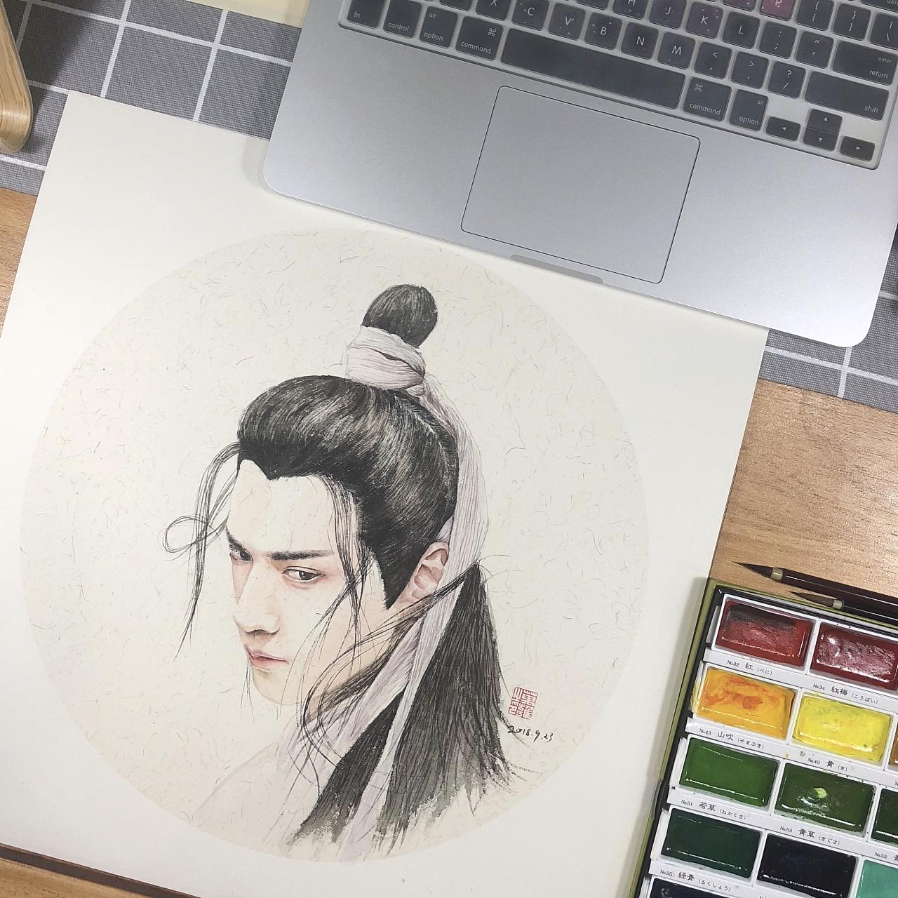 小鱼仙倌-润玉