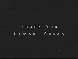 柠檬七2017年Showreel