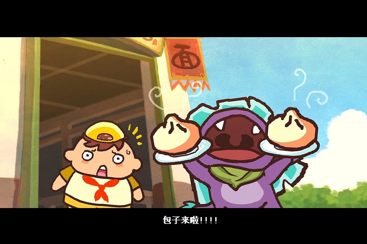 中国题材美食原创动画|美食|动画片|a题材果工作动漫杂志如何制作教图片