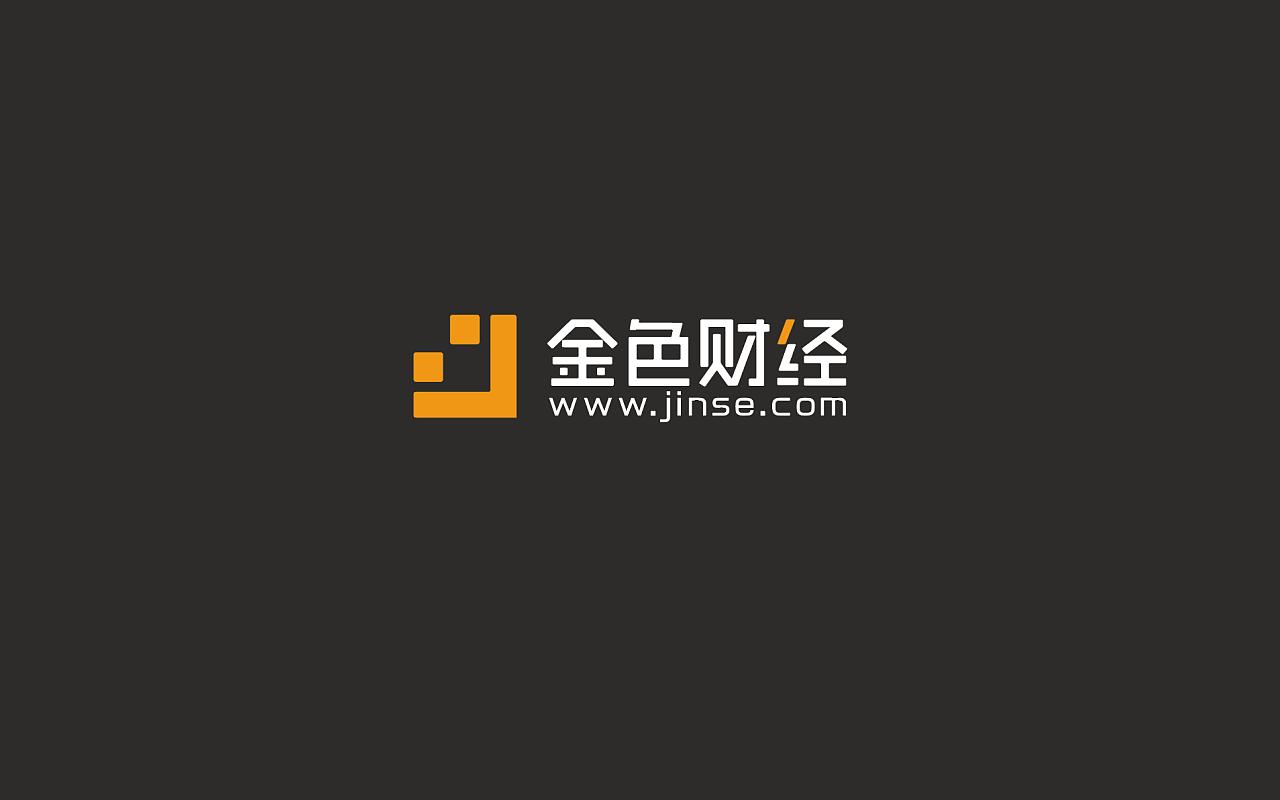 金色财经logo设计