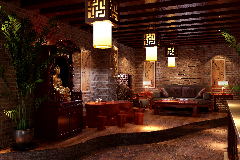 德阳茶艺厅装饰设计卓巧装饰>平面设计可以做几年图片