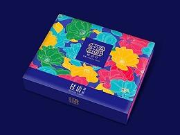 巨灵设计:香港桂语轩时尚月饼包装礼盒
