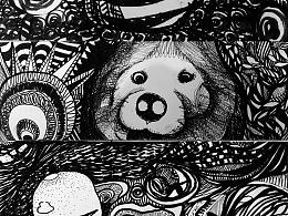 我的奇幻森林——手/罩/犬/星