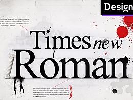 世界上最经典的字体