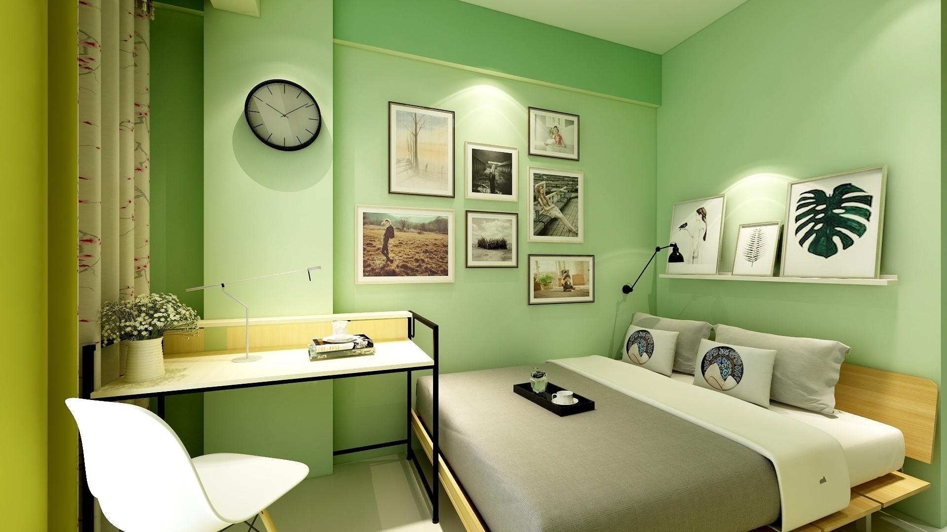 单身公寓|空间|室内设计|张小雯lazy - 原创作品图片