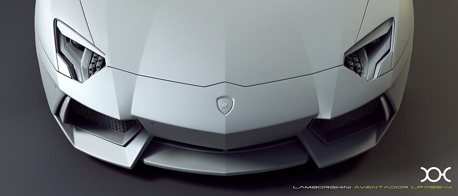 查看《3DMAX建模Lamborghini Aventador LP700-4》原图,原图尺寸:2800x1200