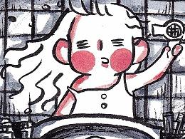 怪异の少女日常(五)