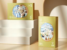 本村名物/金菇露 品牌包装设计合集