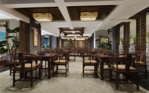 禅茶茶楼--滨州一味v茶楼|德阳茶楼装修|室内设计德阳设计公司图片