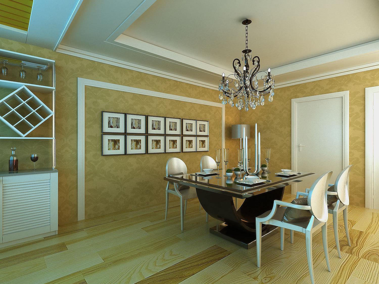 室内设计 三维 建筑/空间 huiming229 - 原创作品