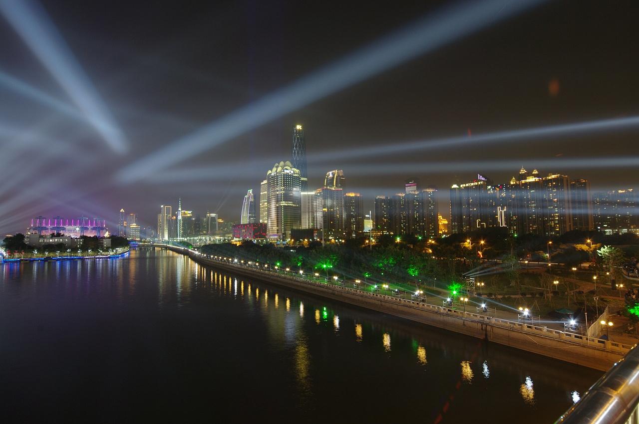 广州塔 二沙岛 博物馆