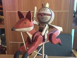diga-小骑士-Moil's handmade