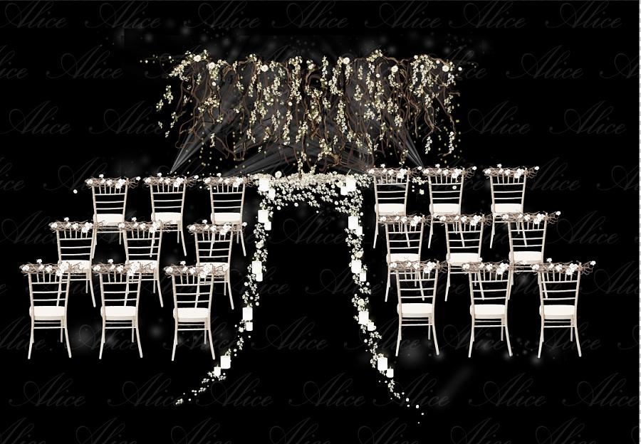 舞台美术设计 舞台美术 空间/建筑 vaewedding图片