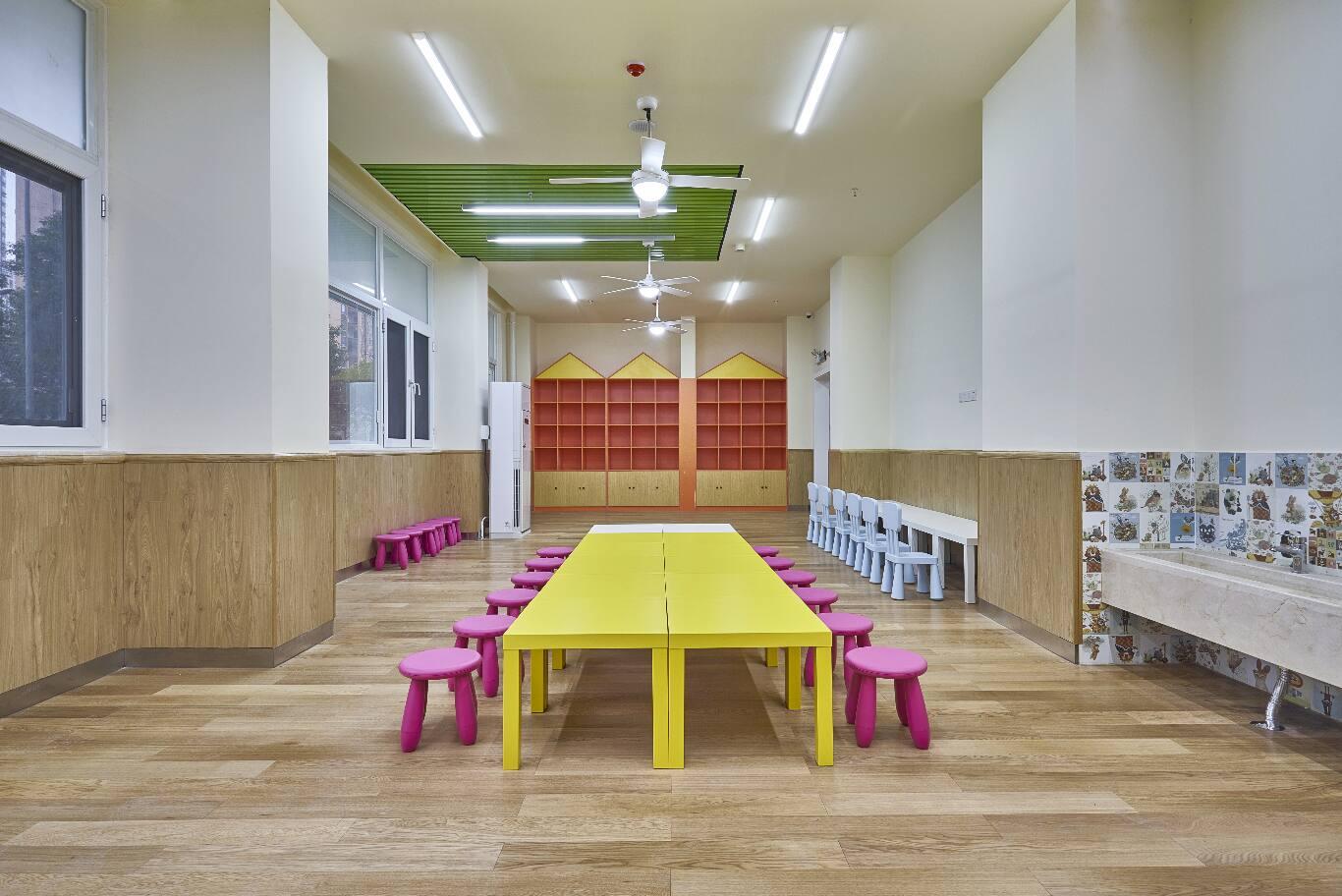 幼儿园空间
